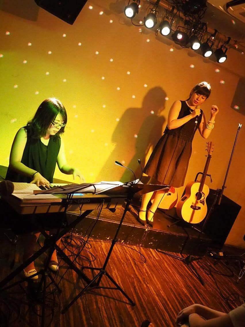 レコ発ライブ+ミニアルバムCDセットプラン
