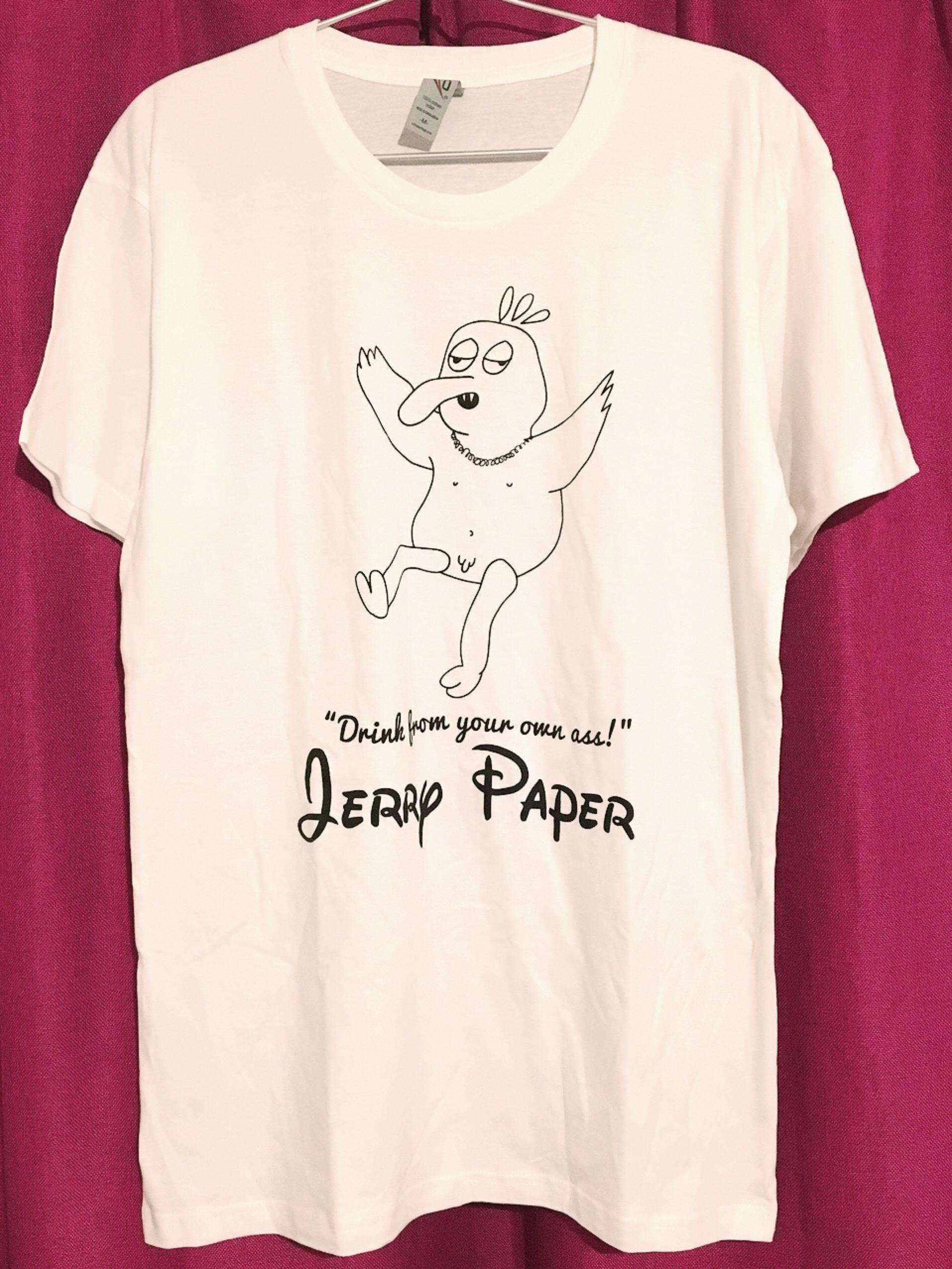 《Tシャツ プラン》