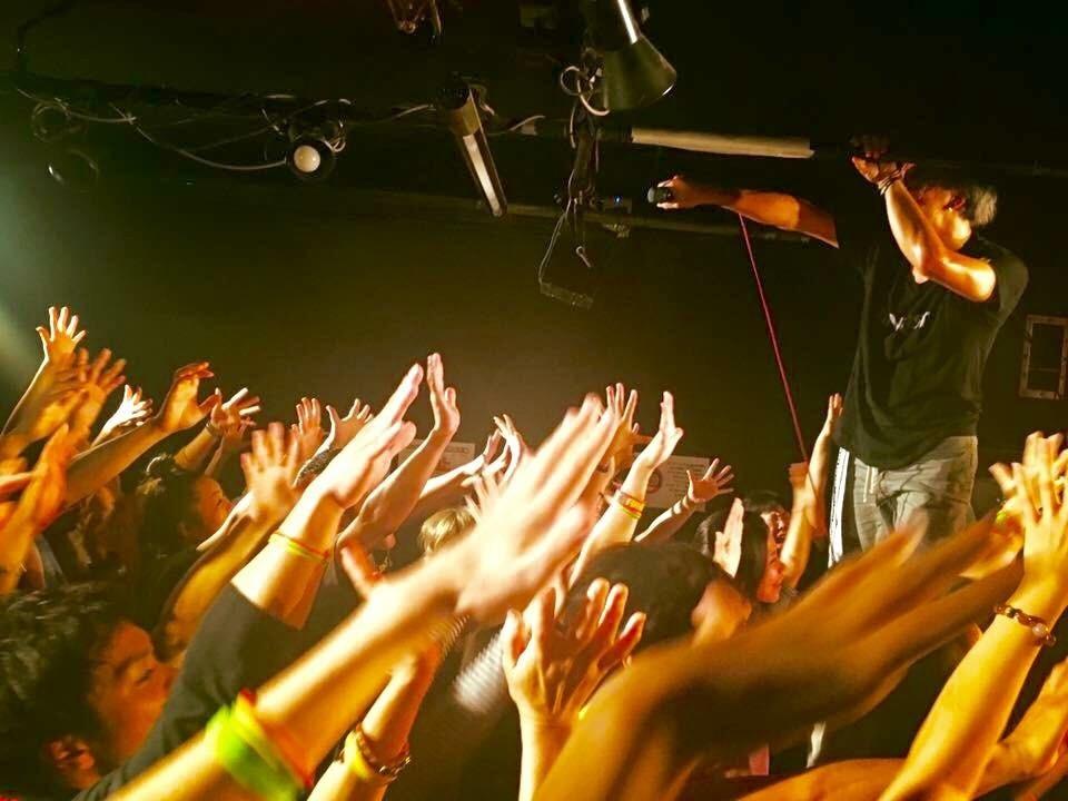 【@沖縄】 NEWアルバム『BORDERLESS』にコーラスで参加プラン