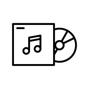 <muevo限定仕様ジャケット5曲入りCDお届けプラン>