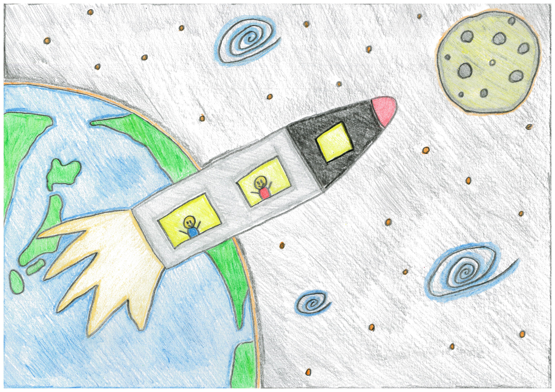 【岡田の憧れの場所!ロマンの塊!宇宙へ一緒にひとっ飛びプラン】