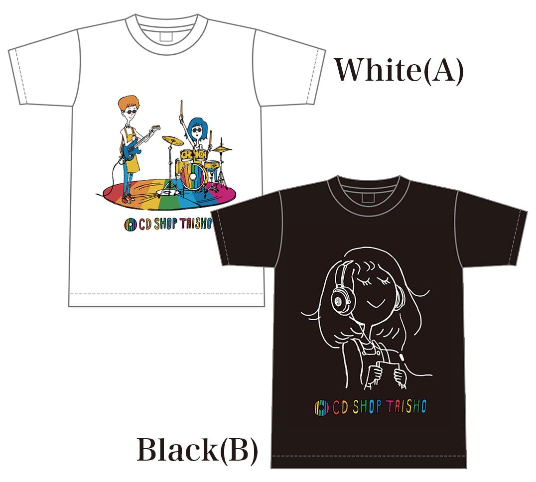 CDショップ大賞10周年記念 Tシャツ