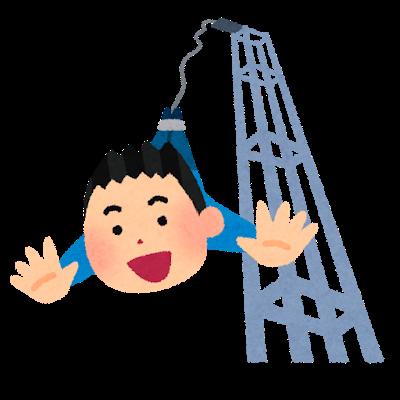 【ボーカルKentaと日本一の100mバンジー体験プラン】