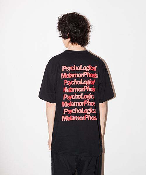 <PSYCHOLOGICAL METAMORPHOSIS Tシャツ(XL)プラン>