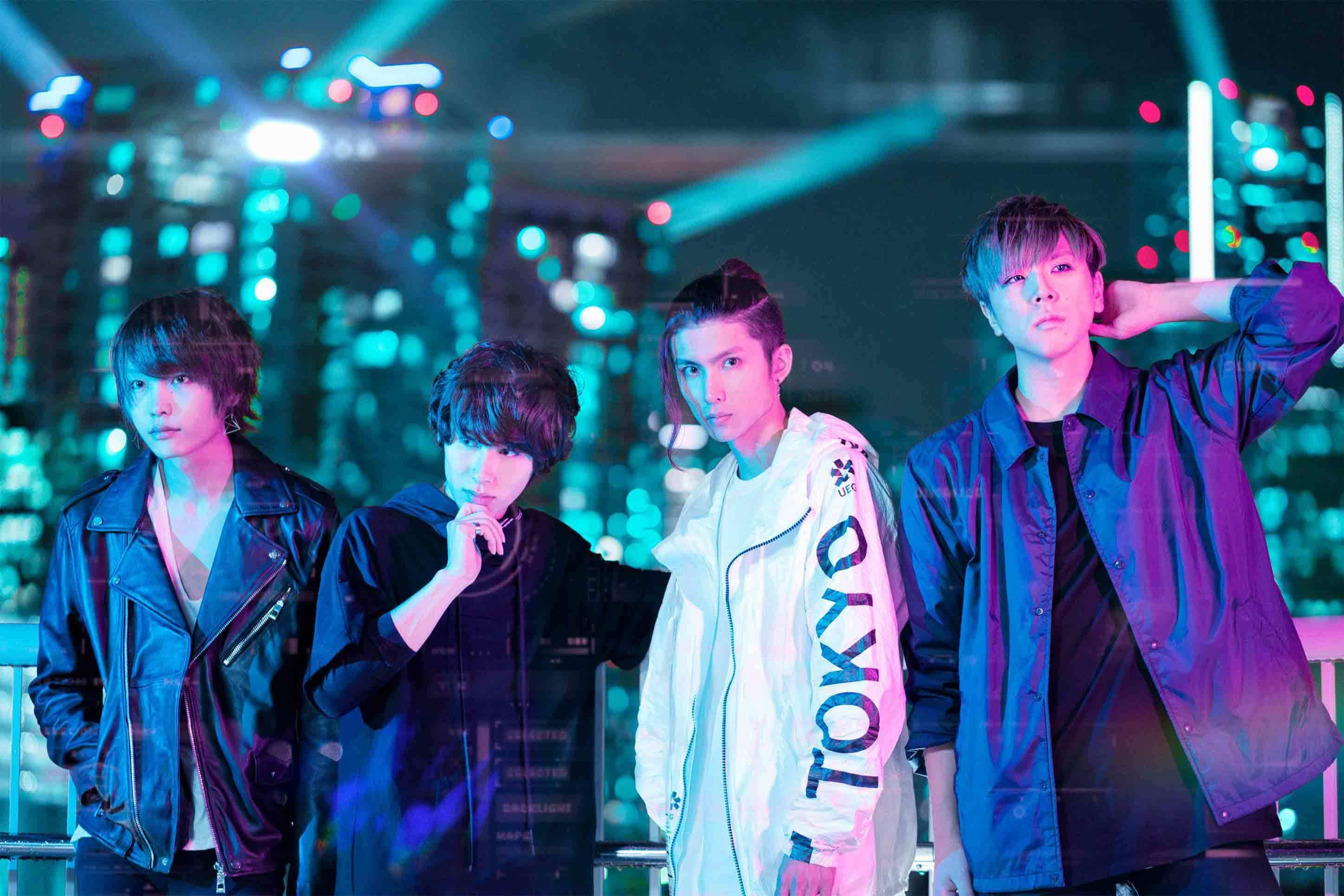 <【THE SIXTH LIE】出演バンドサイン入り色紙プラン>