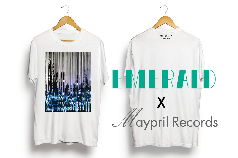 <Maypril Records & Emerald T-shirts プラン>