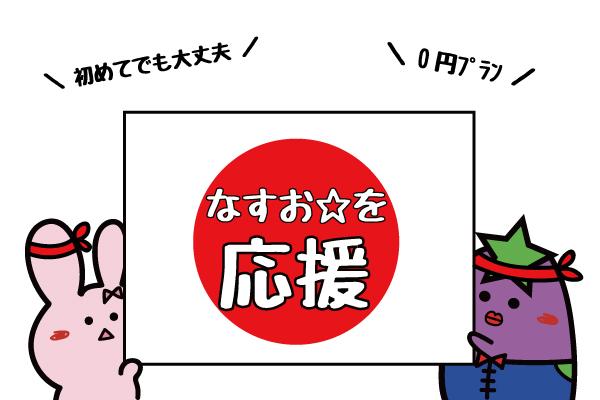 <なすお☆応援プラン>