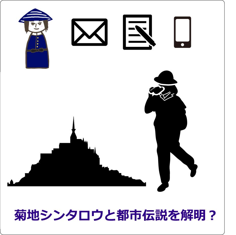 菊地シンタロウと都市伝説プラン