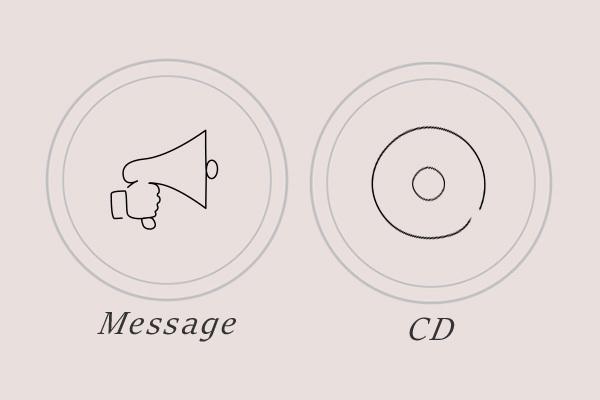 <2nd EP『オフィーリア』をCDでお届け プラン>
