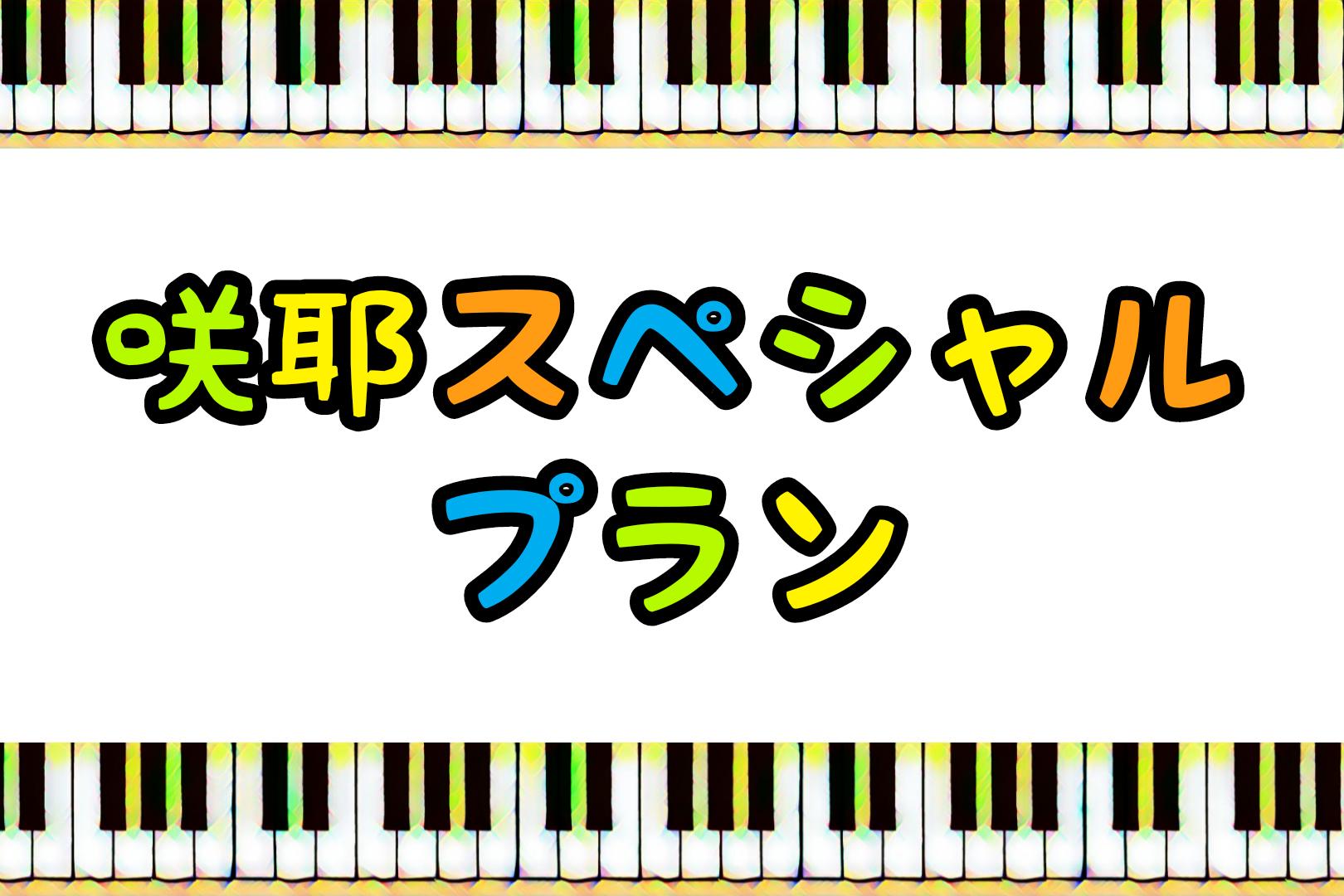 <咲耶スペシャル プラン>