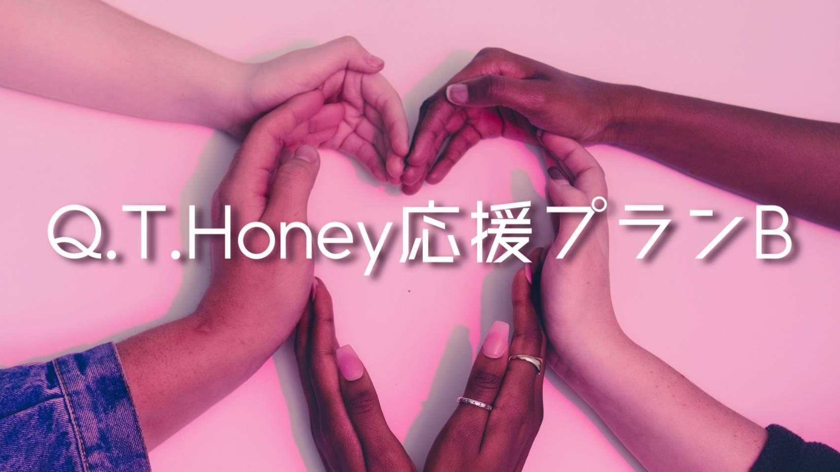 Q.T.Honey 応援プランB