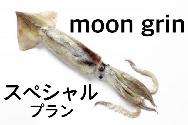 <moon grinスペシャル プラン>