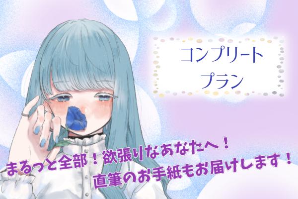 <コンプリート プラン>限定3名
