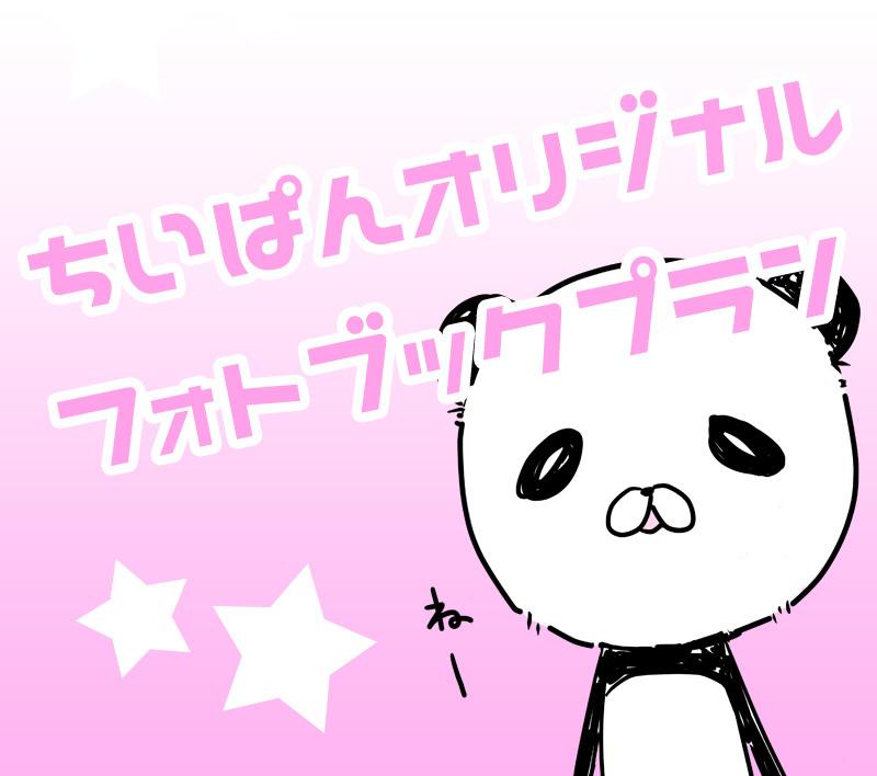 <オリジナルフォトブック プラン> 限定10名
