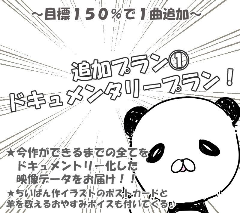 <追加プラン① ドキュメンタリー プラン>