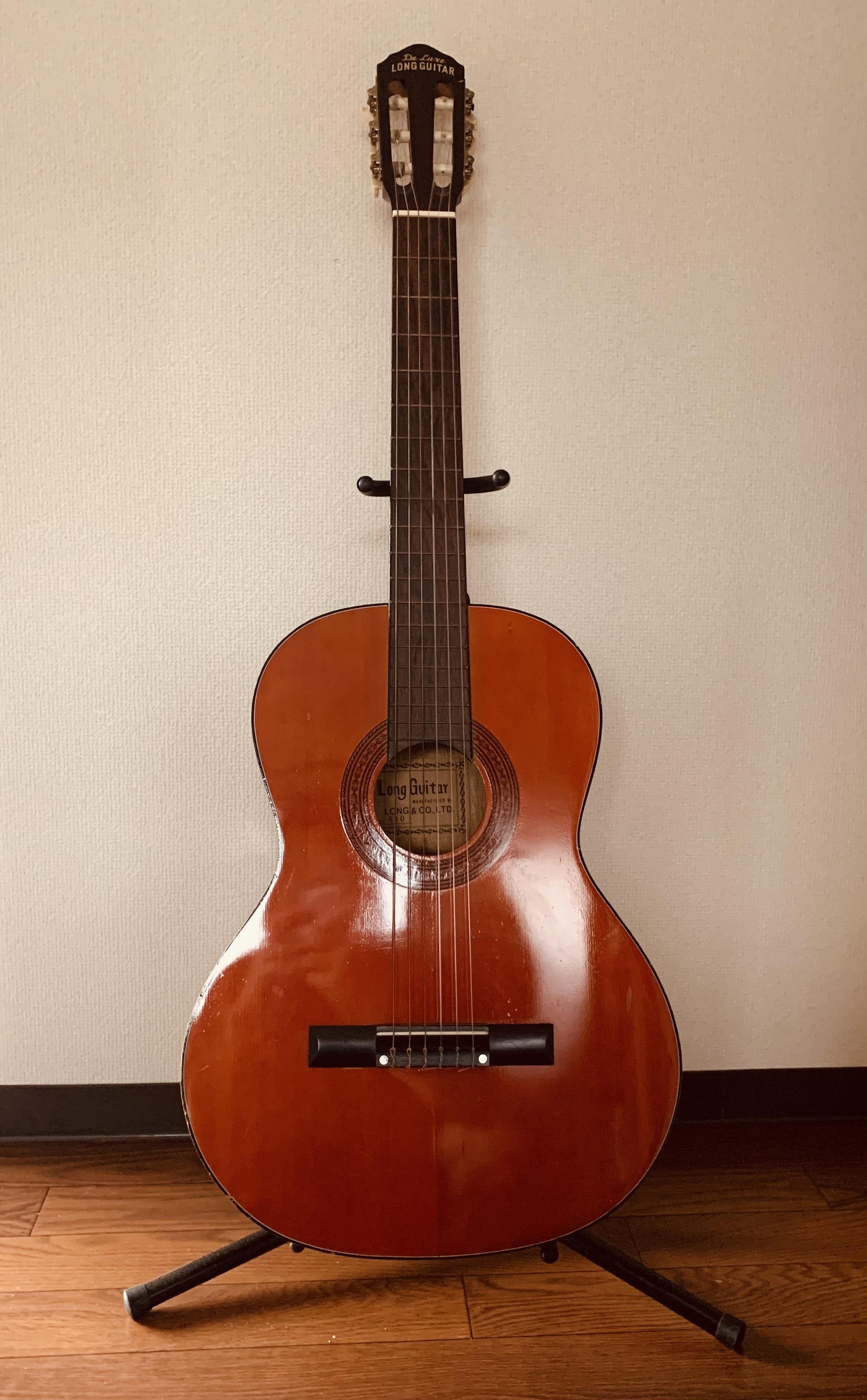 <三浦のギターをプレゼント プラン>限定1名