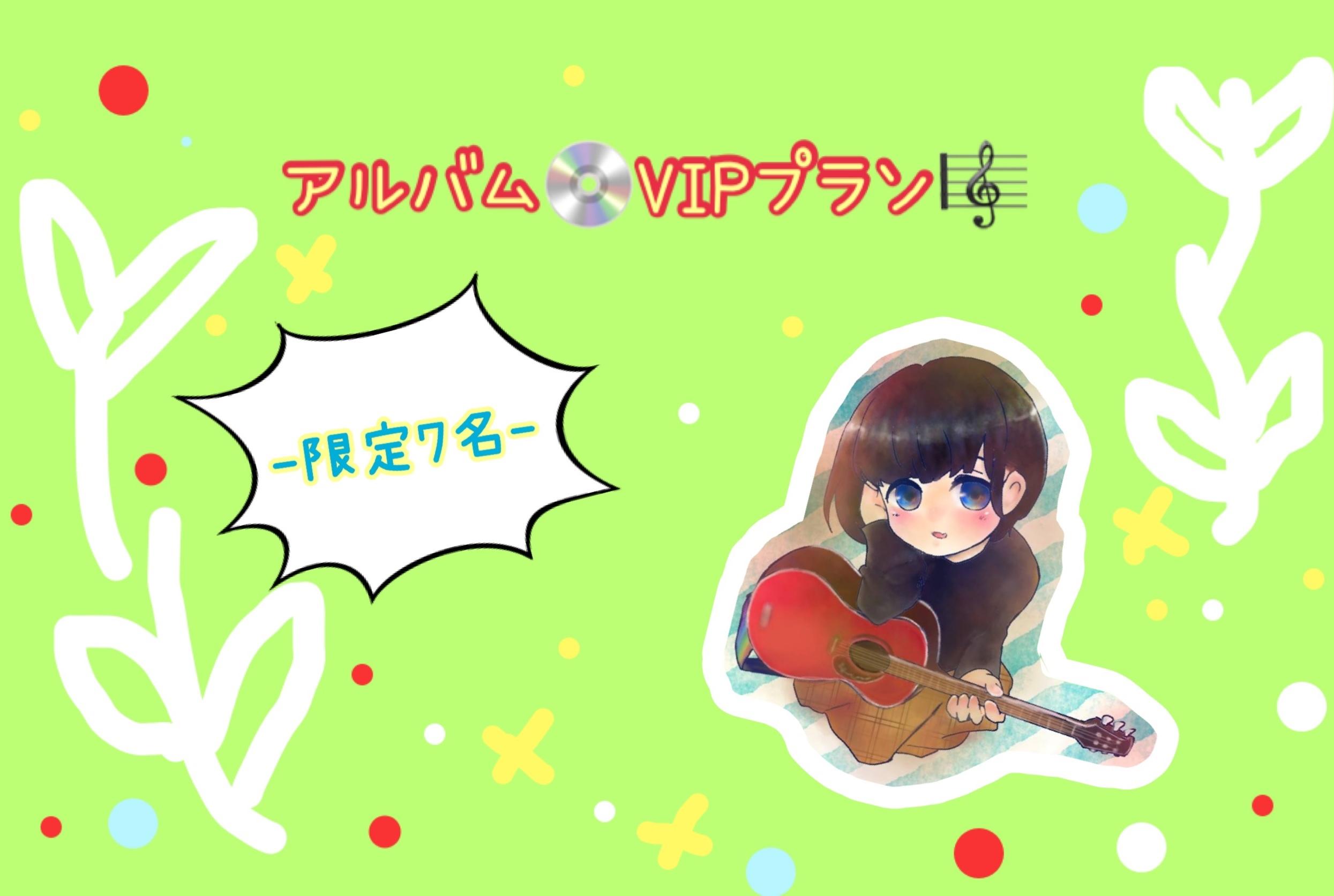 <アルバムVIPプラン>