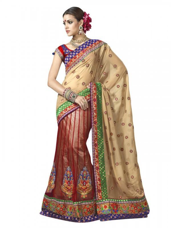 《インドの伝統衣装プラン》