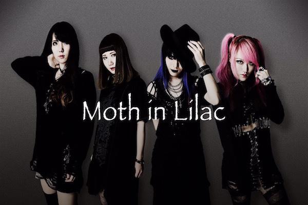Moth in Lilacフルアルバム制作プロジェクト