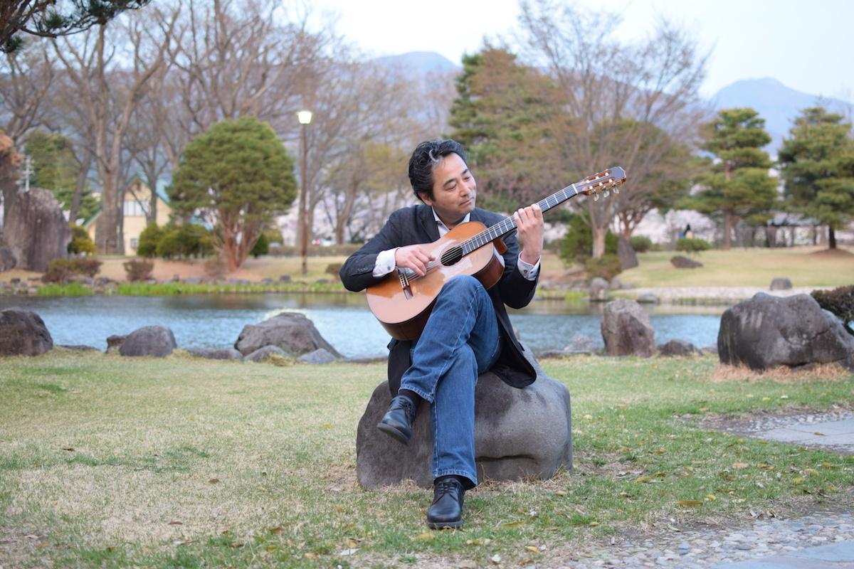 【蓮見昭夫】J-POP カヴァーアルバム『Akio Hasumi Solo Guitar Collection vol.1/J・Pop1』制作キャンペーン