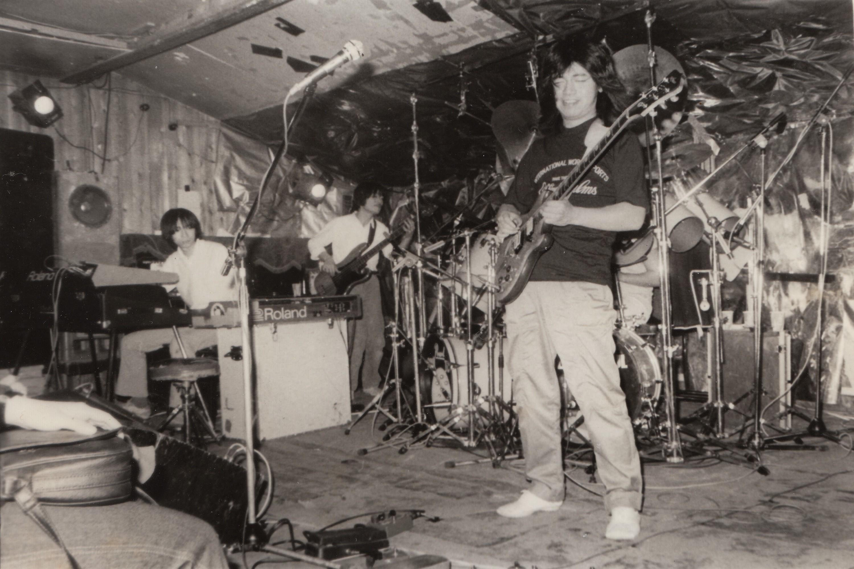 "『RCサクセション』にも在籍した小川銀次の伝説のバンド『CROSSWIND』未発表音源追悼CD『LIVE Ⅱ CROSSWIND 〔""Eternal Days""〕』数量限定制作及び販売へ!"