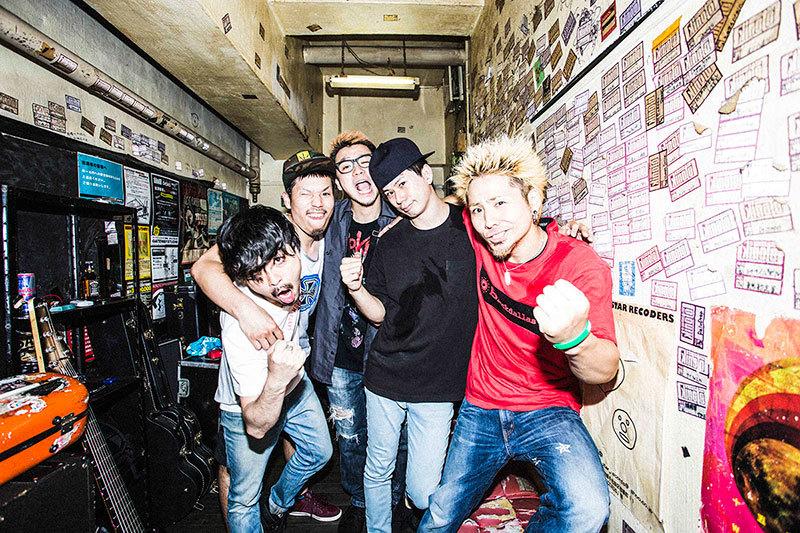 FEELFLIP 2ndミニアルバム『Recording Now!!!』リリースツアー追加公演を沖縄で決行!プロジェクト