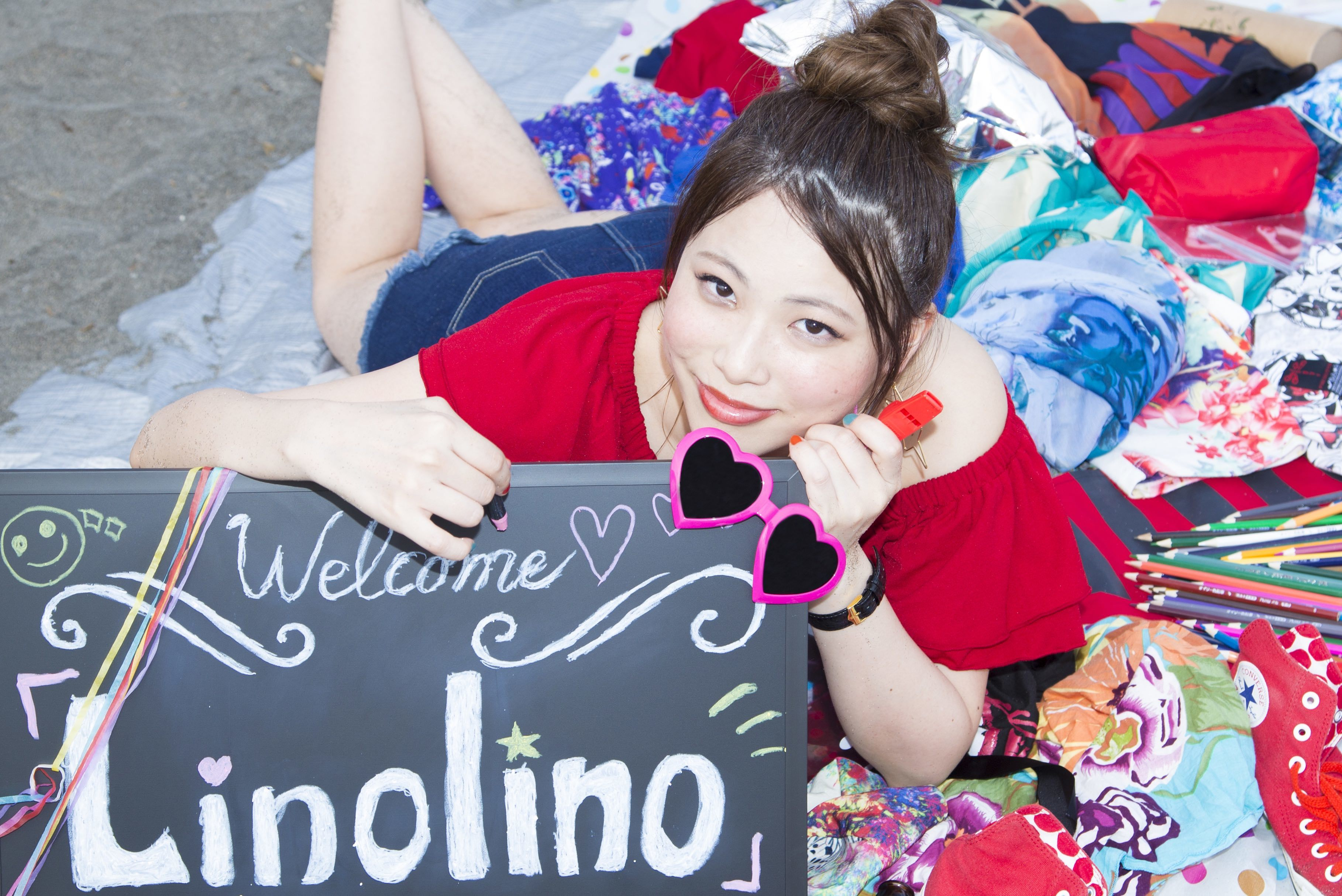 """Linolino Special Days Project!!""✰300%目標✰"