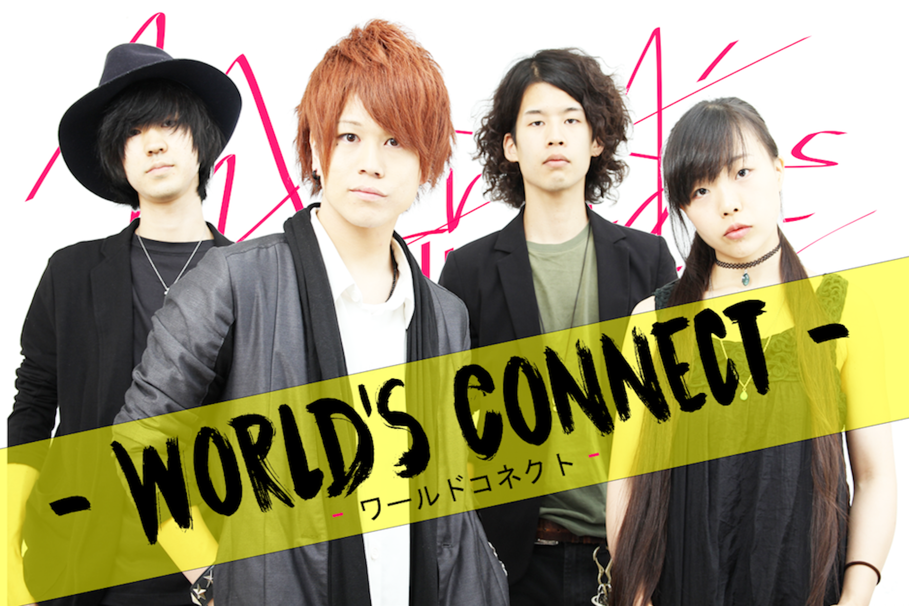 World's Connect 初のLIVE MV 製作に挑戦!!!
