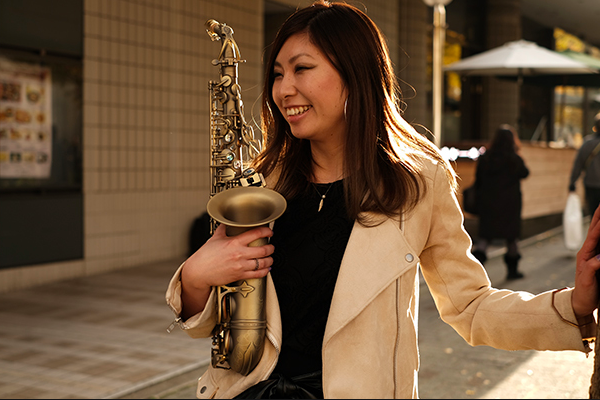 "Sax WaKaNa 2ndアルバム制作Project ""Go for the Sound"""