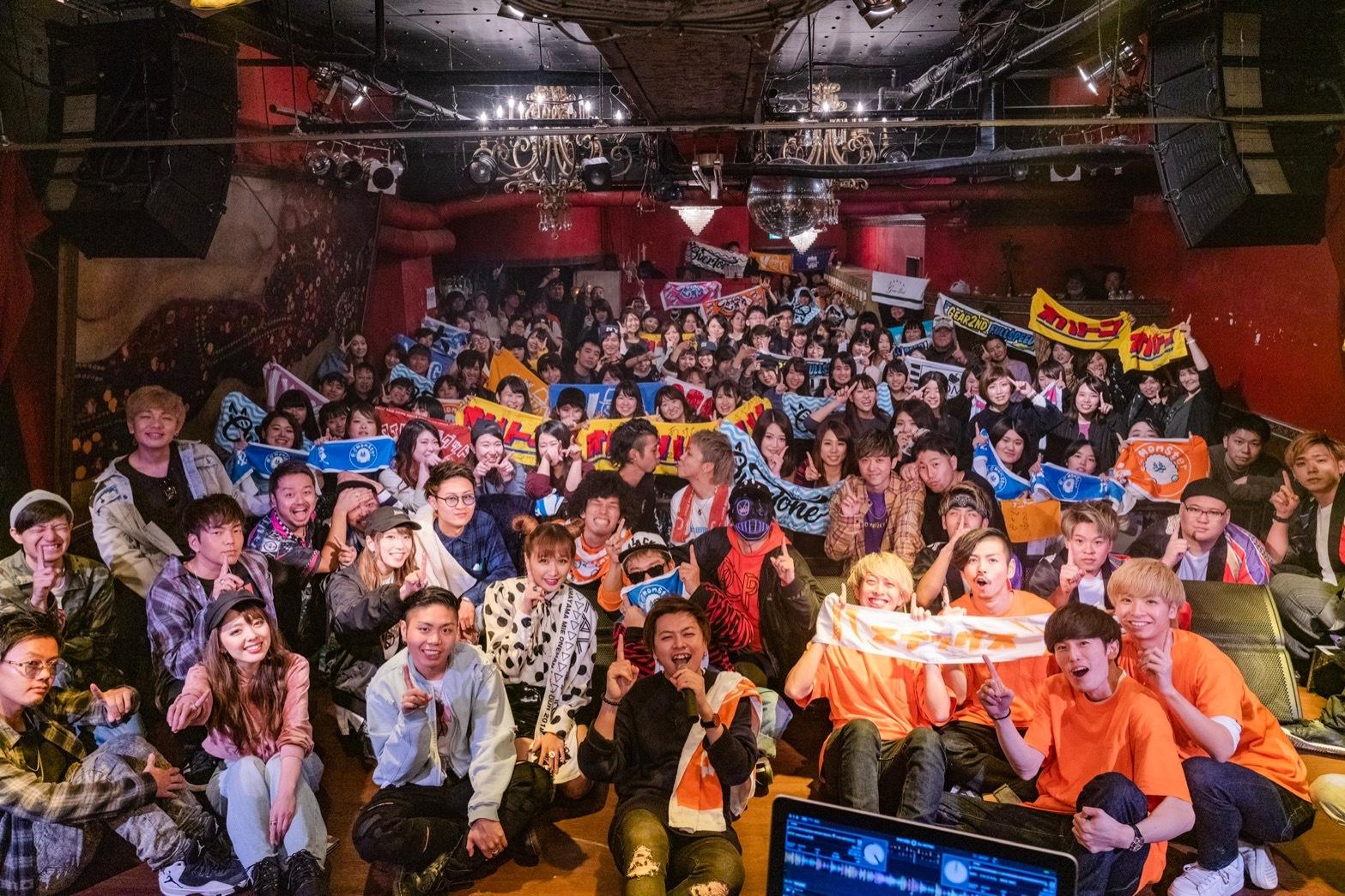 【YASUHIRO】〜コロナ救済緊急企画〜これからも笑顔になれるライブイベントを作り続けたい!!