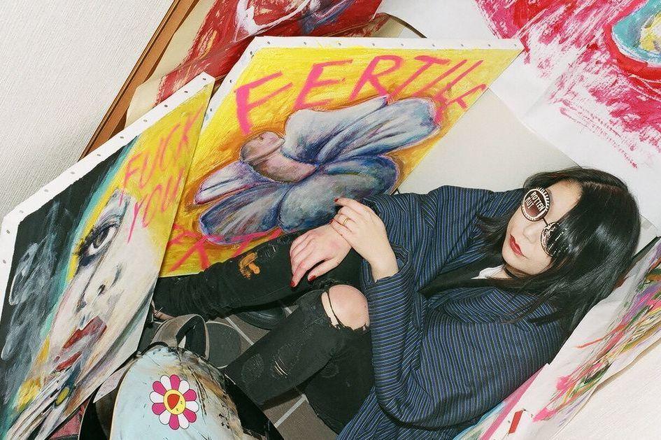 【現代アートロックスター ロットン瑠唯】ソロ活動初となるミニアルバムを制作したい!