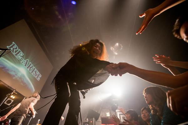 世界に挑む「RE—ARISE」アルバム制作プロジェクト